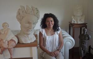 Anita Gonzalez Escultura