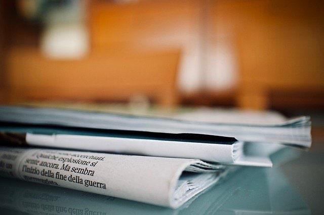 Notas de Prensa.