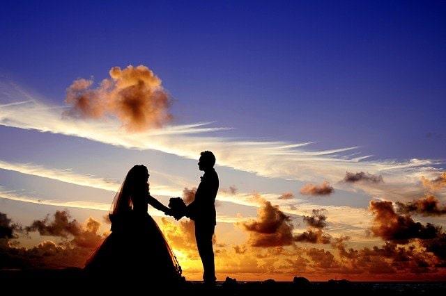 Requisitos generales para contraer matrimonio entre un ciudadano no comunitario y un alemán.