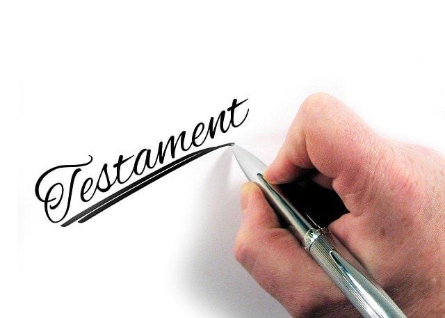 Testamento solemne otorgado en Chile, requisitos.