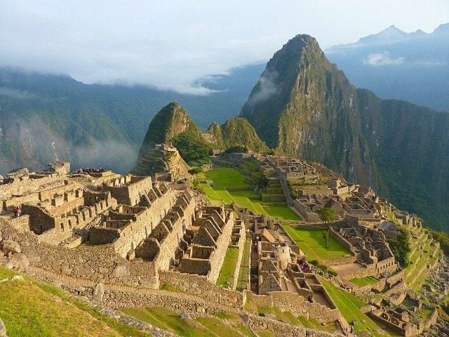 Límites de Chile con Perú.